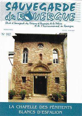 La chapelle des Pénitents d'Espalion
