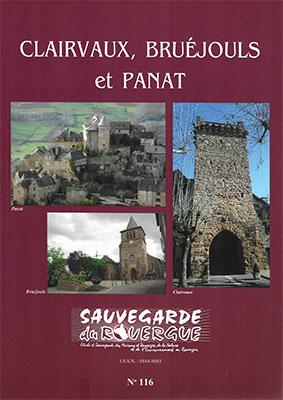 Clairvaux, Bruejouls et Panat