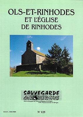 Ols-et-Rinhodes et l'église e Rinhodes