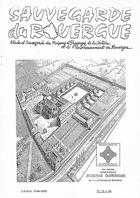 Monument Historique Ancienne Chartreuse
