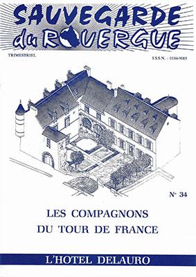 L'Hotel Delauro Les Compagnons du Tour de France
