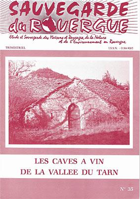 Les Caves à Vin de al Vallée du Tarn