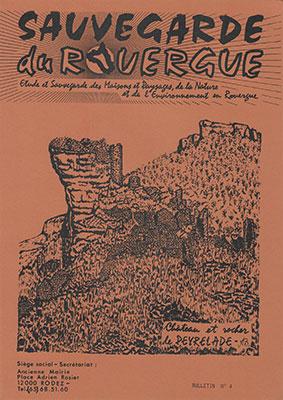 Château et Rocher Le Peyrelade