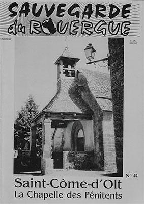 Saint-Côme-d'Olt La Chapelle des Pénitents