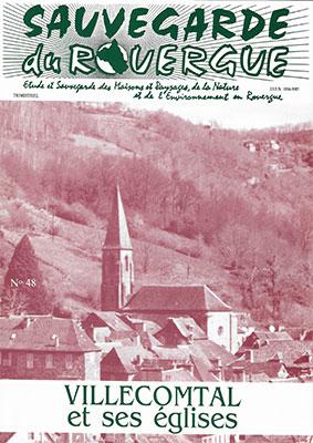 Villecomtal et ses Eglises