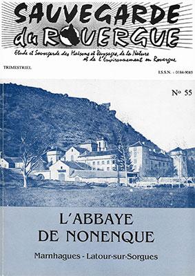 L'Abbaye de Nonenque Marnhagues – Latour-Sur-Sorgues