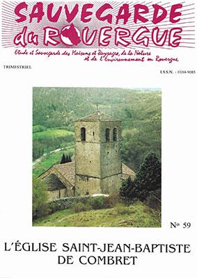 L'Eglise Saint-Jean-Baptiste de Combret