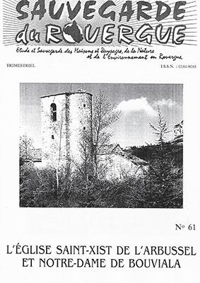 L'Eglise Saint-Xist de L'Arbussel et Notre-Dame de Bouviala