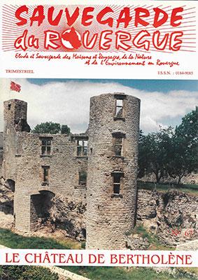 Le Château de Bertholène