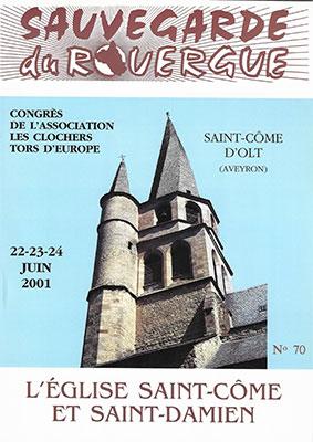 L'église St Côme et St Damien