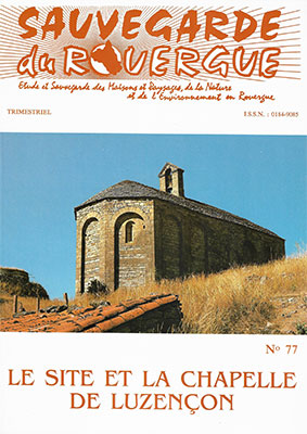 Le site et La Chapelle de Luzençon
