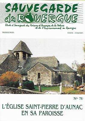 L'église St Pierre d'Aunac et sa Paroisse