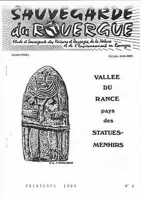 Vallée du Rance pays des Statues-Menhirs