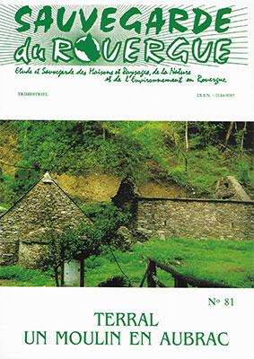 Terral, un Moulin en Aubrac