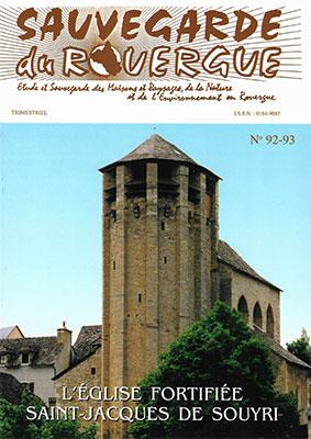 L'église Fortifiée Saint-Jacques de Souyri