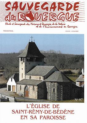 L'église de Saint-Rémy-De-bédène en sa Paroisse