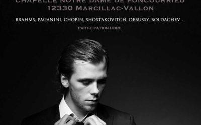 Concert Sasha Boldachev