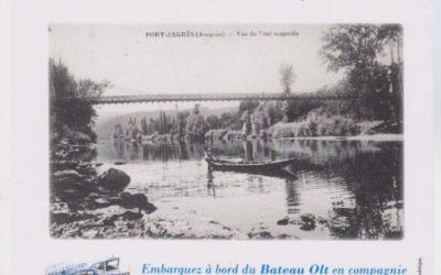 """Croisière conférence : """"passages & ponts"""""""