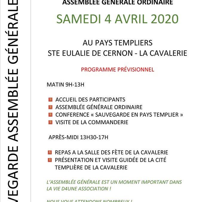 Assemblée générale Juillet 2021