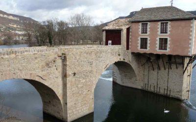 Conférence Jean Delmas : les ponts du Tarn antérieurs à 1800
