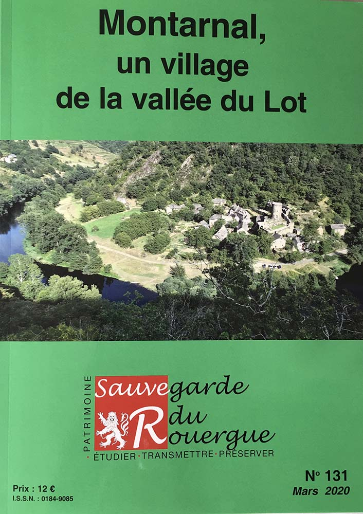 Montarnal, un village de la vallée du Lot