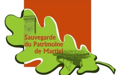 Association pour la Sauvegarde du Patrimoine  Culturel et Naturel de Martiel