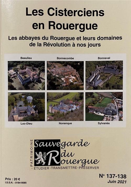 Les abbayes du Rouergue et leurs domaines de la Révolution à nos jours